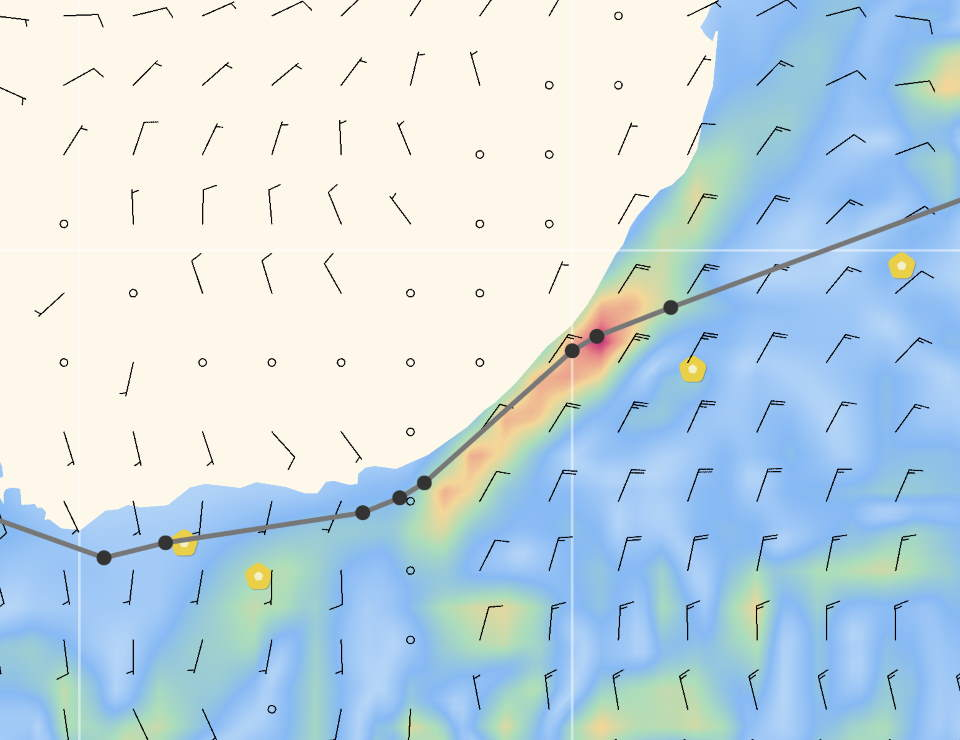 Tracking Changes in Surface Currents - Agulhas Current