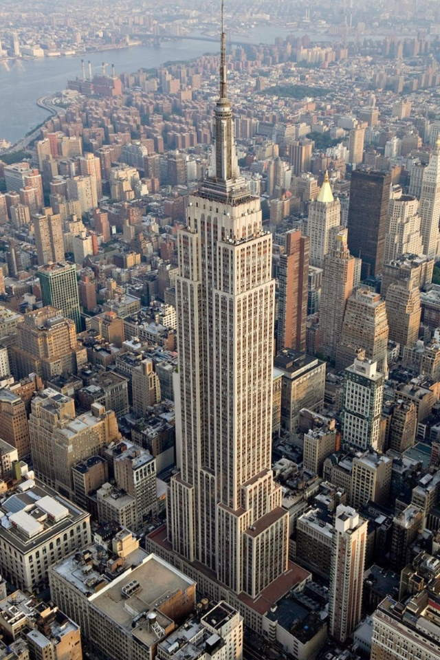Seven Wonders of the Modern World: Empire State Building.