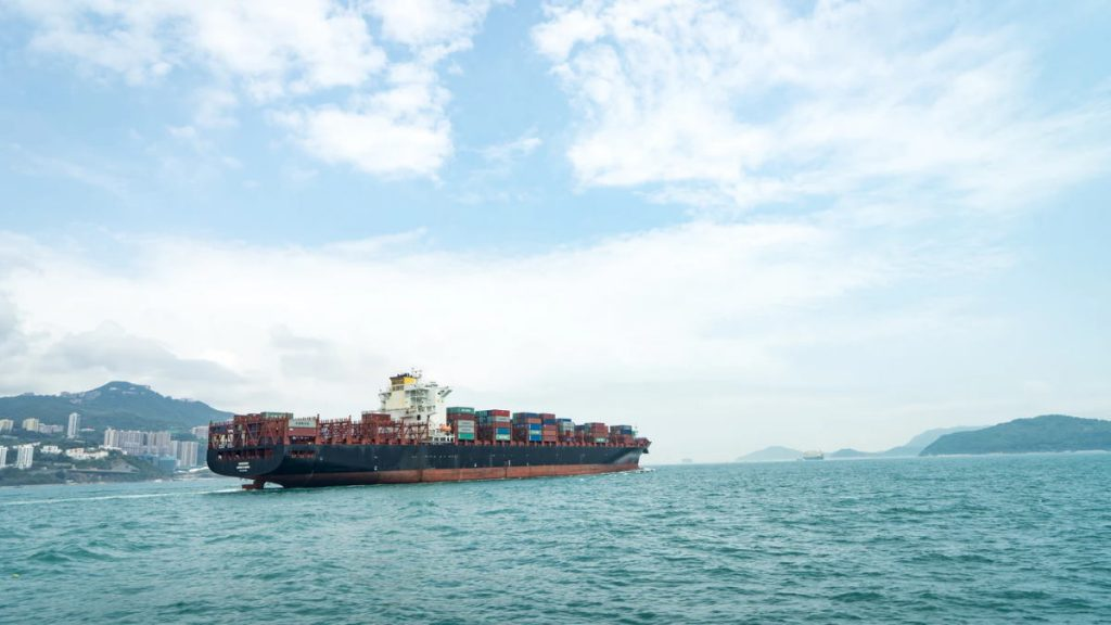 Why Real-time Big Data Matters to the Maritime Industry? A cargo vessel