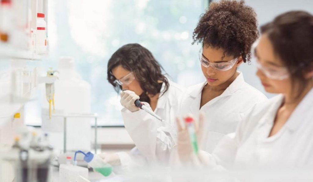 The Association for Women in Science