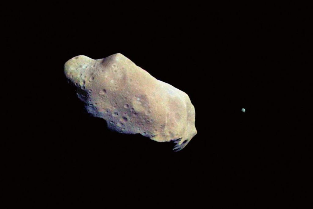 How scientists planning to deflect asteroids that might damage Earth: Near-Earth asteroid