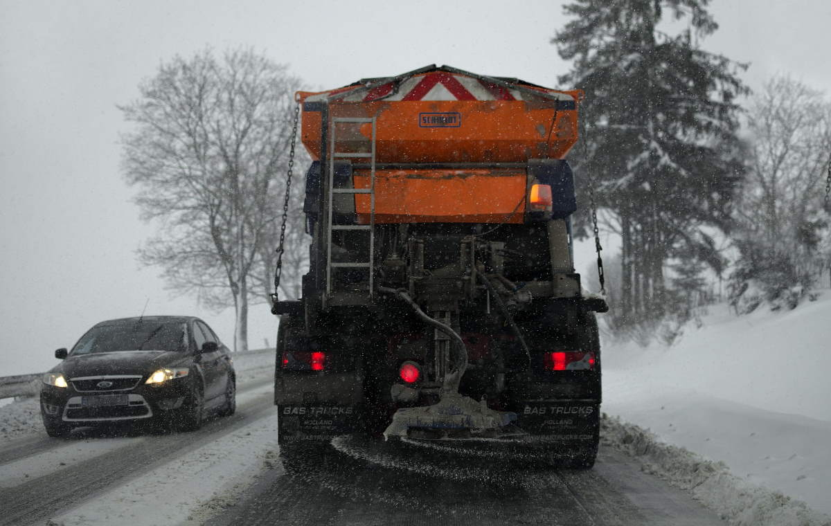 Road Salt and Snow Removal