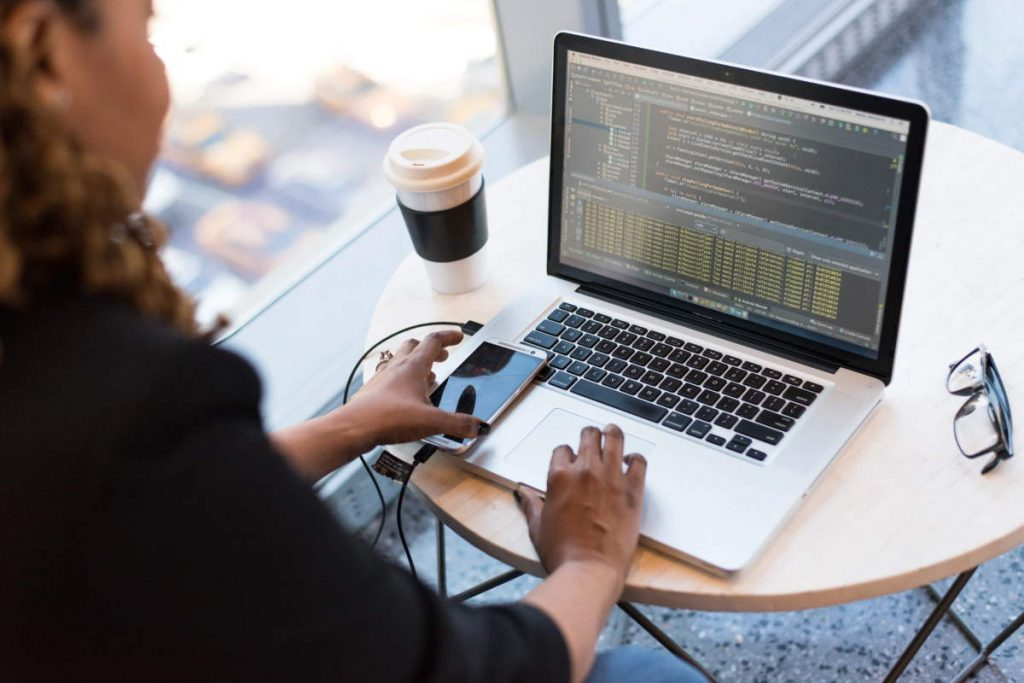 Tech Careers That Increased In Demand - a female software developer