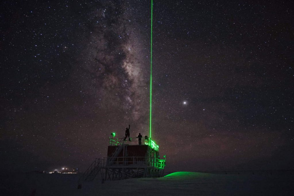 Lidar (Light Detection and Ranging) - Monitoring Atmospheric Pollution with Laser Imaging