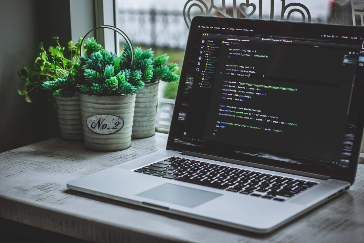 How sustainable coding helps combating climate change